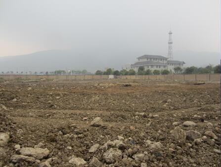 连云港某企业搬迁遗留场地土壤和地下水修复工程