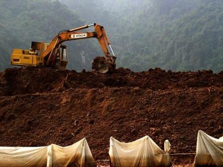 山东某企业重金属污染场地及地下水修复工程
