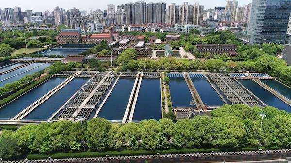 南通市江海水务有限公司通州湾现代纺织产业园工业水厂一期工程环境影响报告表公示