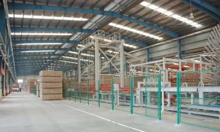 沭阳亚森同汇实业有限公司年产40万立方米中(高)密度纤维板项目环境影响评价报批前公示