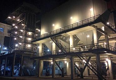 江苏新动力(沭阳)热电有限公司1、2/3循环流化床锅炉技术改造项目环境影响评价征求意见稿公示