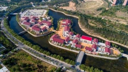 南通乐百年健康产业开发有限公司南通乐百年健康小镇项目环境影响评价公示