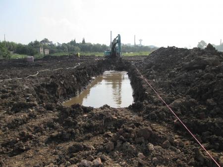 原位化学氧化:南京某企业搬迁遗留场地土壤和地下水修复工程