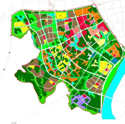 西寇南路(规划道路)以北、天保路(规划道路)以东地块(城市森林六期地块) 土壤污染状况调查报告
