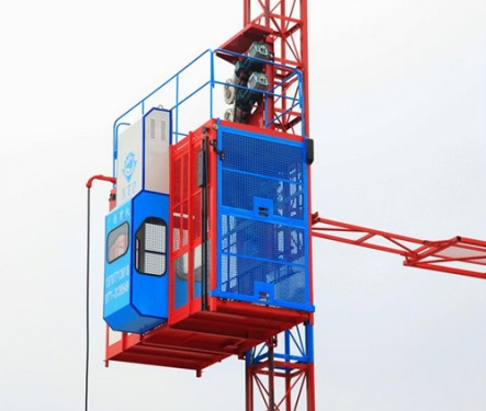 江苏黔东机械科技有限公司年产1000台施工升降机生产线项目环境影响报告表公示
